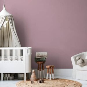 dormitorio infantil pintura a la tiza velvet fucsia antiguo