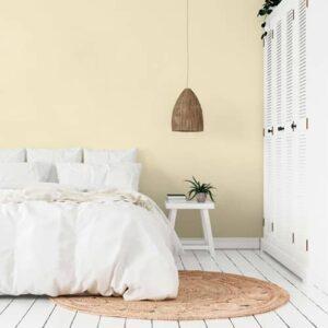 dormitorio pintura a la tiza mimosa