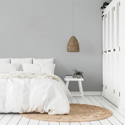 dormitorio pintura a la tiza velvet gris