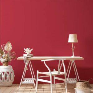 estudio pintura a la tiza velvet ruby