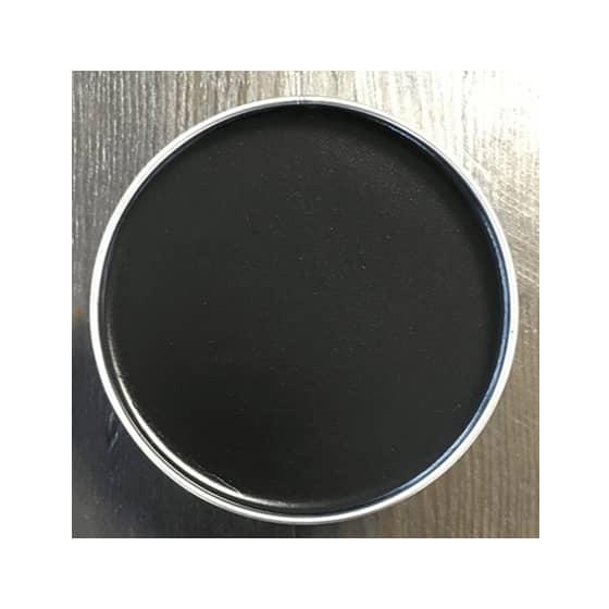 pintura a la tiza cera negra