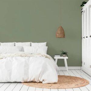 pintura a la tiza velvet verde oliva
