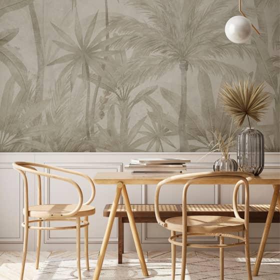 crea decora recicla papel pintado mural agra